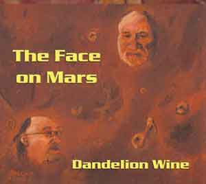 Image of The Face on Mars CD